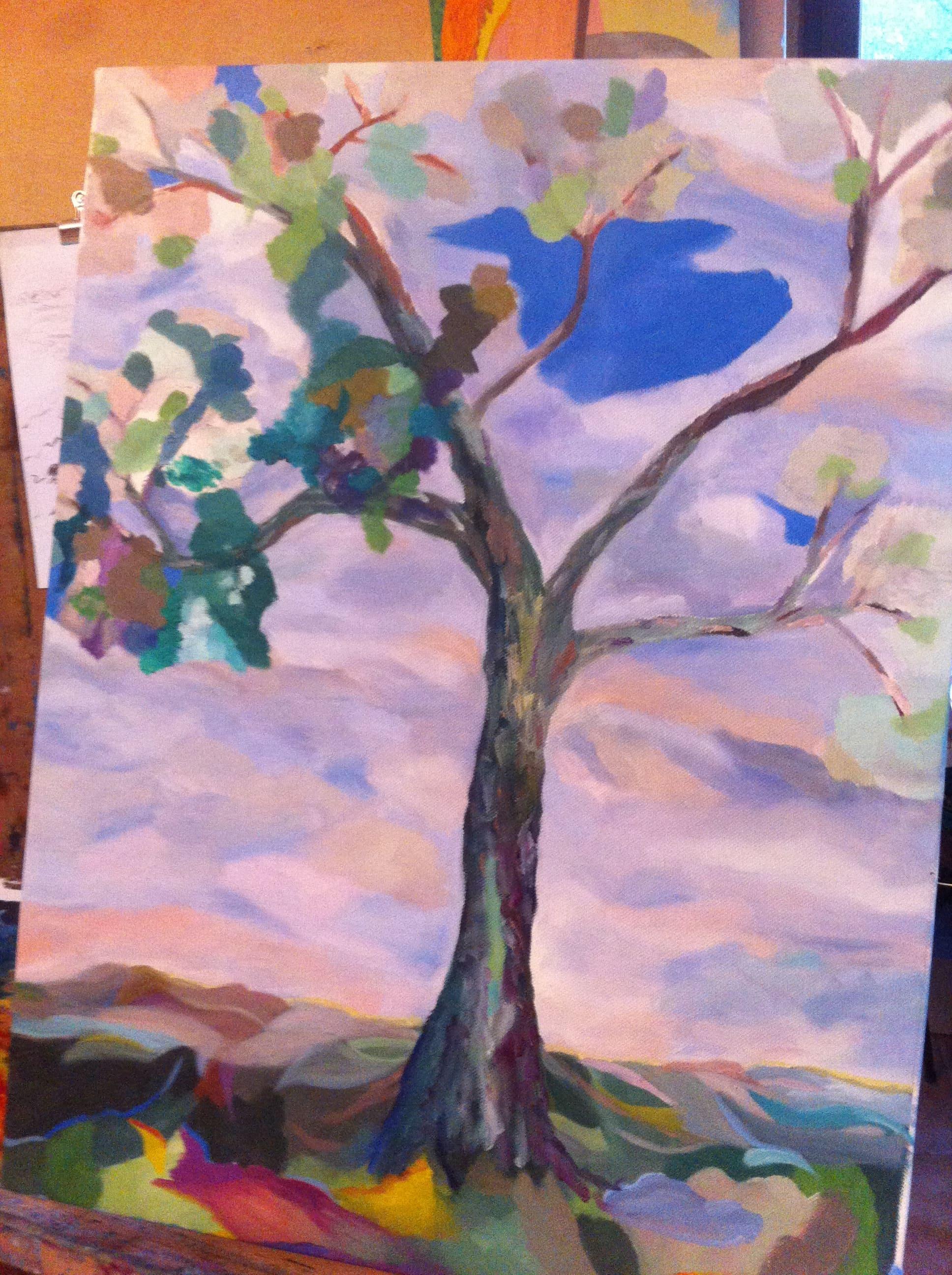 Cours de peinture sur Poitiers